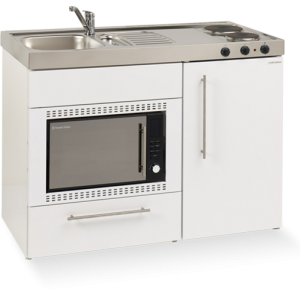 elfin kitchen M-120-Mos-LC-White