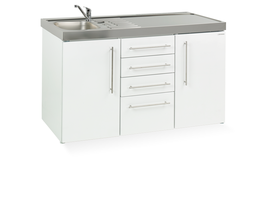 Elfin kitchen M-150-DP-T-White