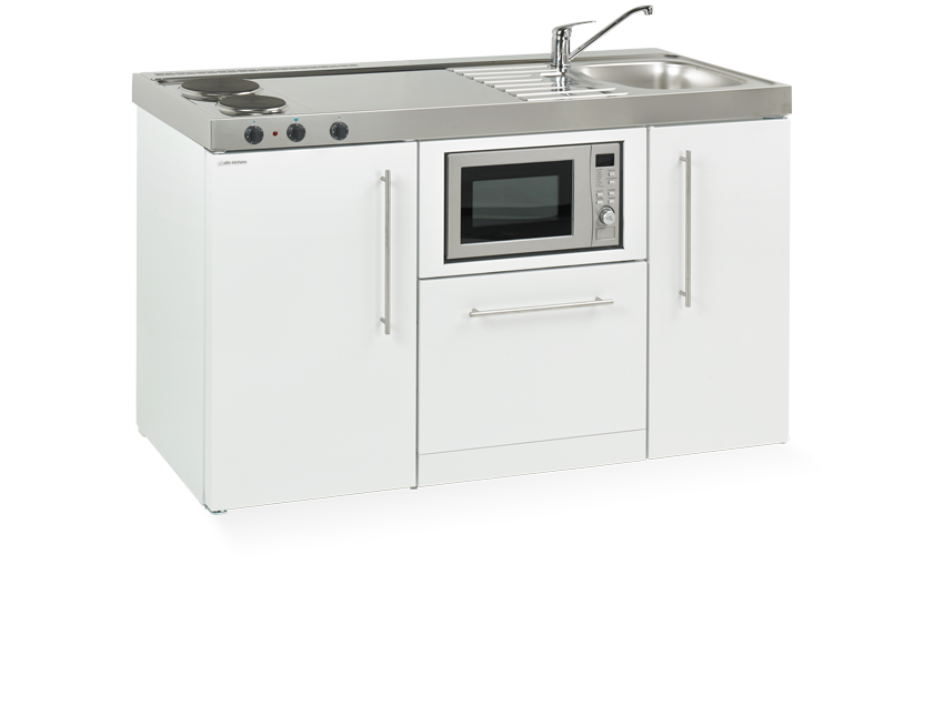 Elfin Kitchen M-150-Dw-Ms-White