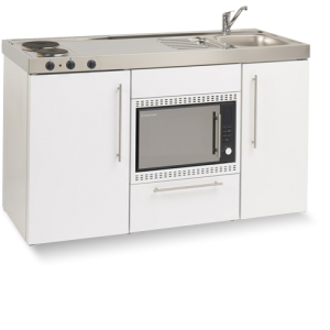 Elfin Kitchen M-150-Mos-RK-White