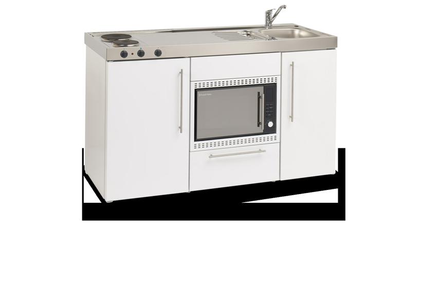 Elfin Kitchen M-150-Mos-RK-White